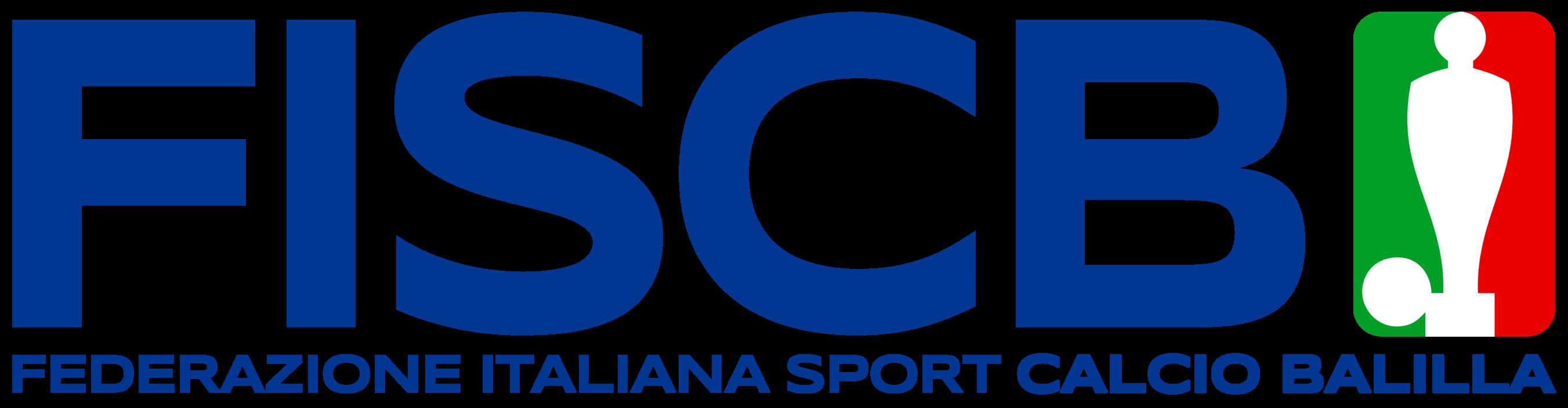 Logo Federazione Italiana Sport Calcio Balilla